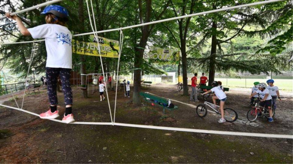 Παιδικές κατασκηνώσεις ΟΑΕΔ 2021: