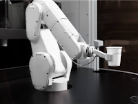 Sophisticated! This Barista Robot Can Make 120 Cups of Coffee Each Hour