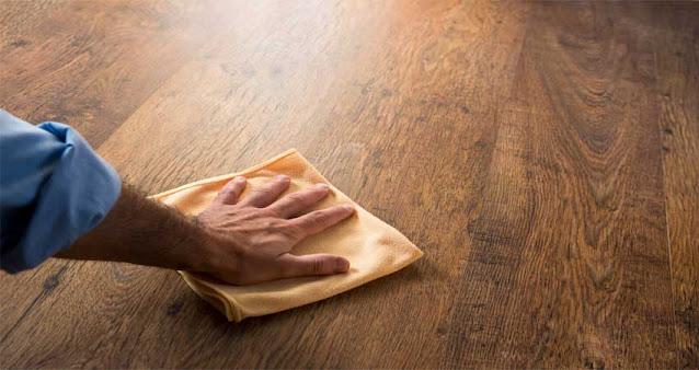 Cara merawat pelapis lantai
