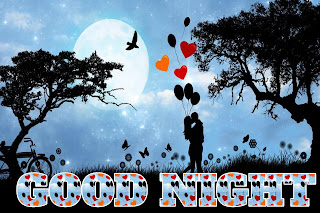 Good night image, good night love image, good night heart image