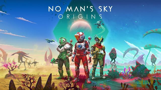 No Mans Sky Origin تحميل مجانا