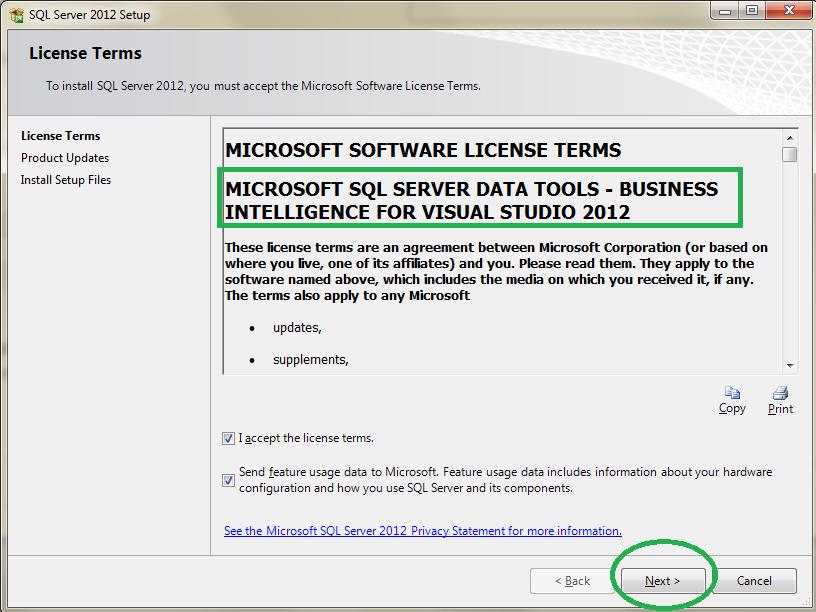 Business Intelligence For Visual Studio 2017