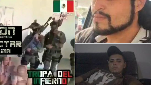 """""""Tropas del Infierno del CDN"""" asesinan civiles reportados como desaparecidos y los hace pasar en VIDEOS como Sicarios del CJNG"""