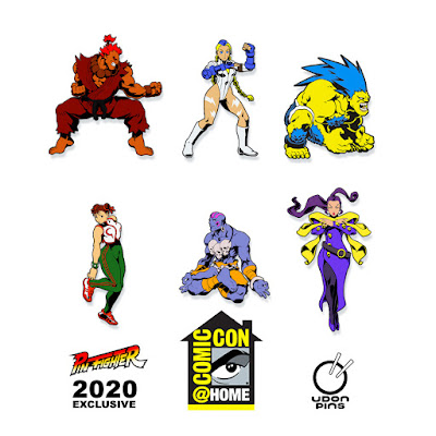 San Diego Comic-Con 2020 at Home Udon Exclusives