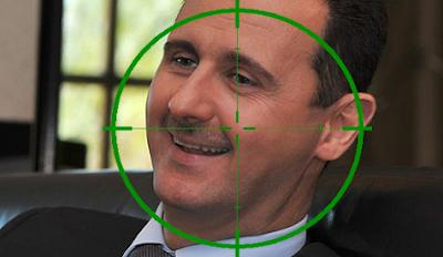 la proxima guerra assad mossad target objetivo asesinar presidente sirio
