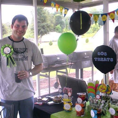 "Surprise 30th Birthday Party For Michael ""Life Begins At"