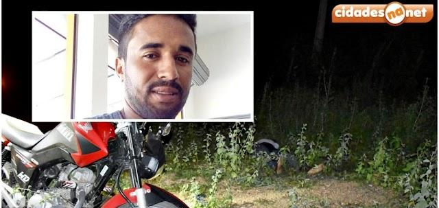 Acidente de moto mata homem na BR 316 entre Alegrete e Francisco Macêdo