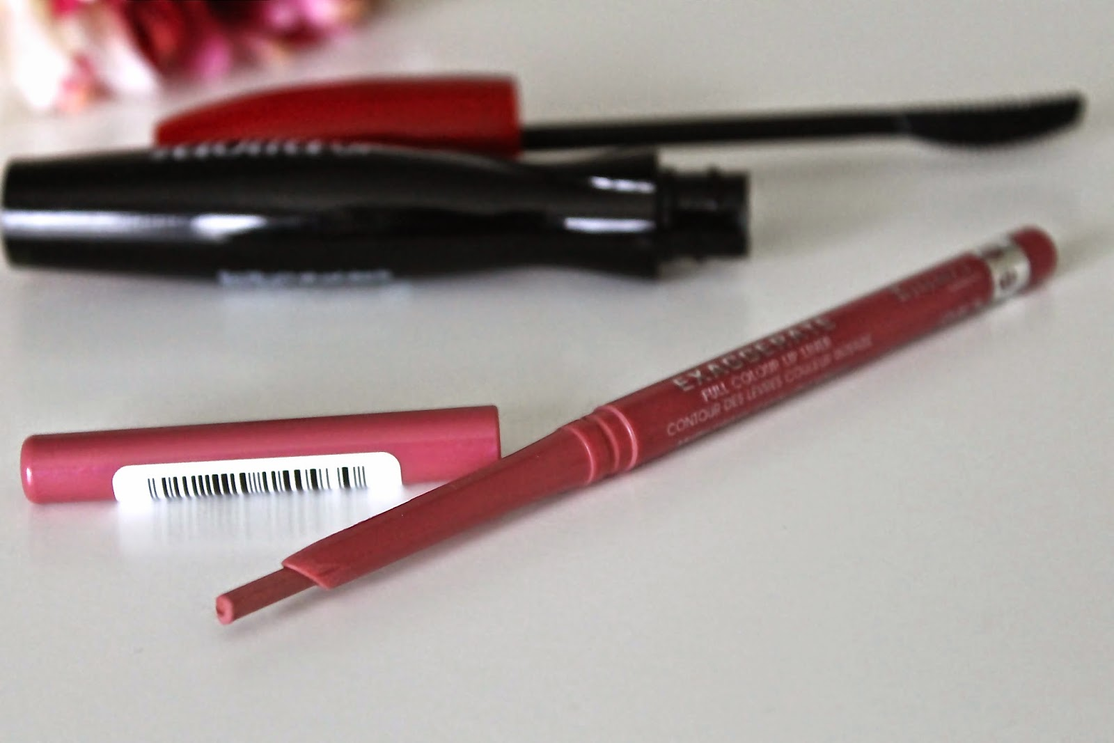 Rimmel Exaggerate Lip Liner in Eastend Snob