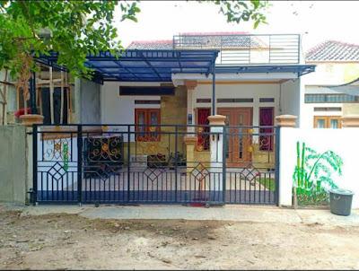 Rumah Angin kencang didaerah Bogor