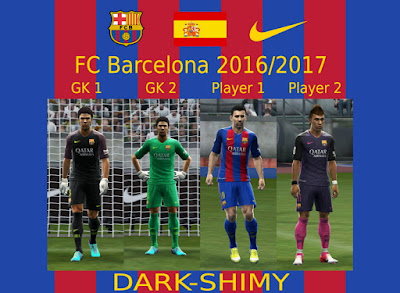FC Barcelona 2016/2017