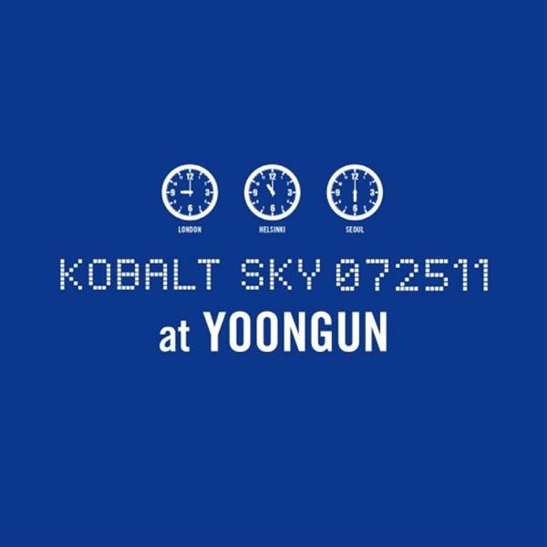 Yoon Gun – Kobalt Sky 072511 – EP