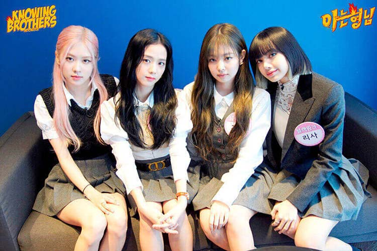 Nonton streaming online & download Knowing Bros eps 251 bintang tamu Blackpink subtitle bahasa Indonesia