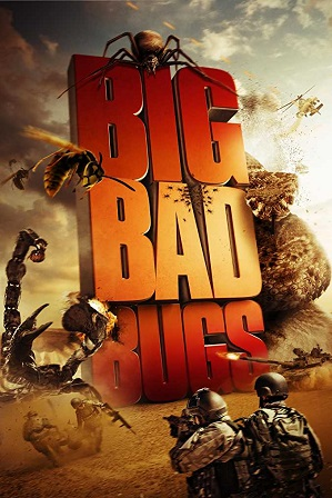 Watch Online Free Big Bad Bugs (2012) Full Hindi Dual Audio Movie Download 480p 720p Bluray