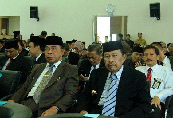 Wabup Kep.Selayar, Hadiri Sertijab KP.BPK Sulsel Di Makassar