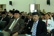 Wabup Kep.Selayar Hadiri Sertijab KP.BPK Sulsel Di Makassar