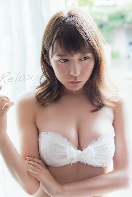 Hot girls Young Animal Japanese Idol Oba Mina 6