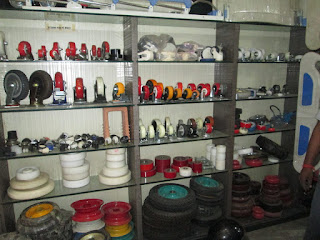 castor wheels and trolley wheels dealer in Secunderabad