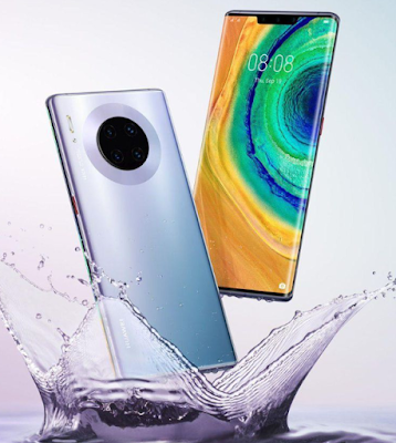 Huawei Launches Mate 30 Pro 4G and 5G,