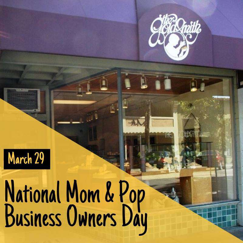 National Mom and Pop Business Owners Day Wishes Lovely Pics