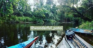 Pesona Keindahan Wisata Alam Susur Sungai Pulau Patai