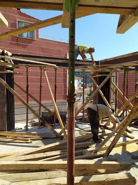 kalıp kurulması, ahşap betonarme kalıbı nasıl kurulur
