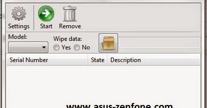 Asus Zenfone 4 5 6 RAW Firmware for ASUS Flashtool ~ Asus