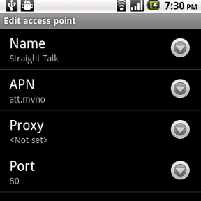Updated: How to Setup Straight Talk & NET10 Data and MMS on Android