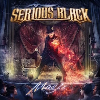 Serious Black - Serious Black Magic (lyric video)