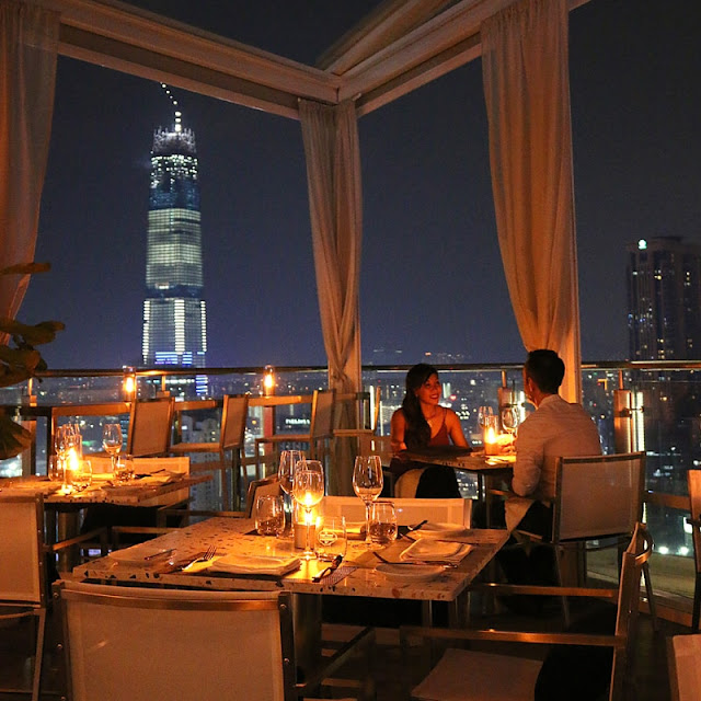 Best Rooftop Restaurants in Kuala Lumpur