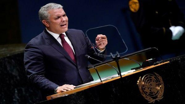 Desmienten fotos usadas por Duque contra Venezuela en la ONU