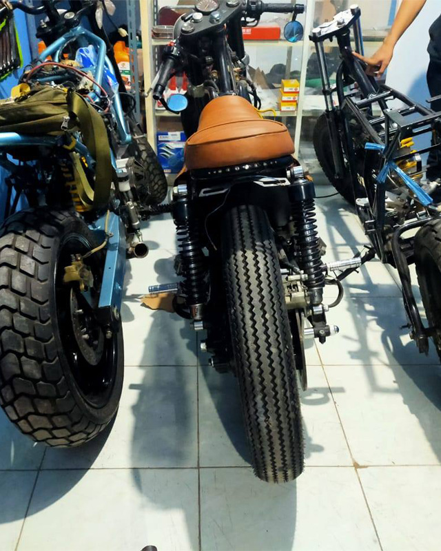 Motor Custom 1