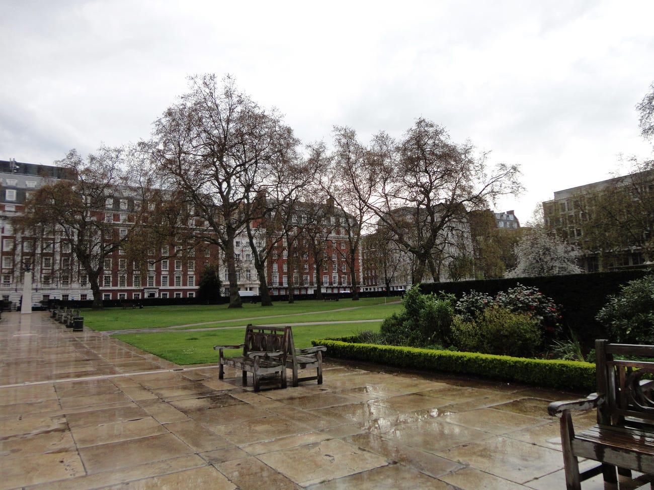 Quảng trường Grosvenor, London