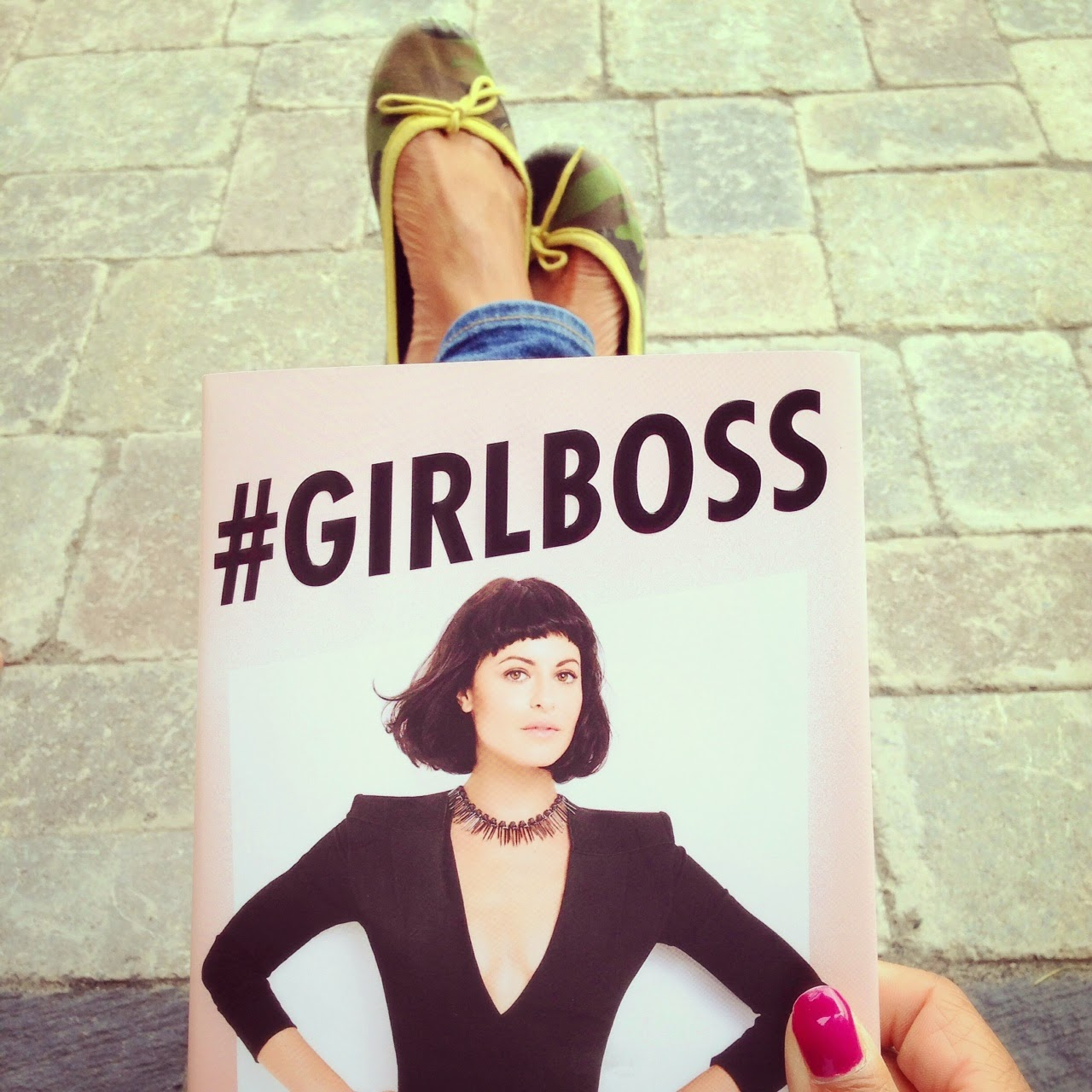 5ad83439b43 I just recently finished reading this bestseller book called  Girlboss by  Sophia Amoruso