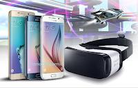 Logo Omaggio sicuro Samsung Gear VR e vivi la realtà virtuale