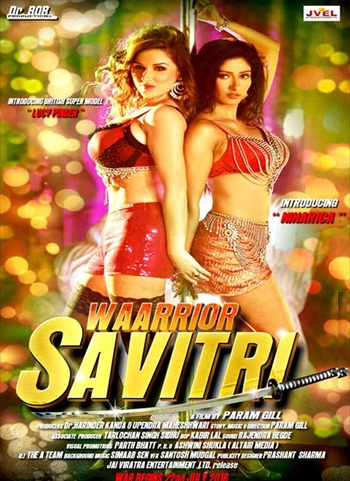 Warrior%2BSavitri%2B2016%2BHindi%2BMovie%2BDownload - Warrior Savitri 2016 Hindi Movie Download DVDRIP Mp4 3GP