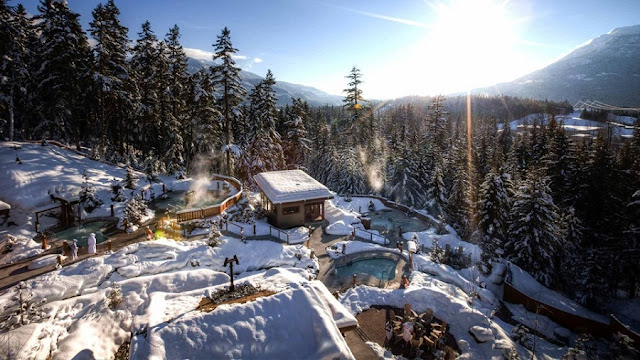 Clima e temperatura em Whistler