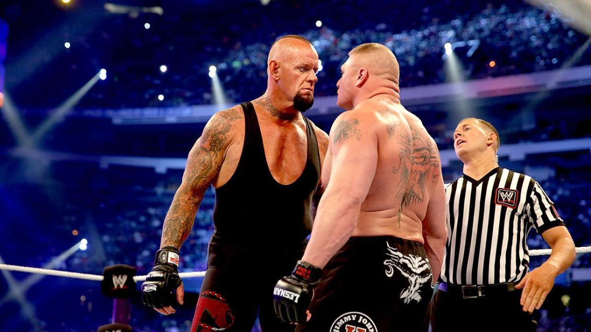 """WWE inicialmente não pretendia acabar com a """"streak"""" de The Undertaker"""