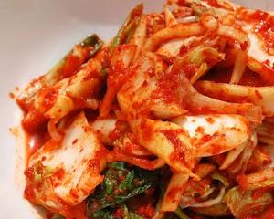 Beberapa Manfaat Asinan Sayur Kimchi