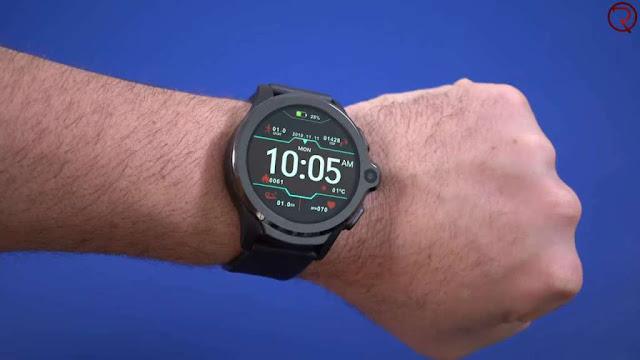 سعرو مميزات كوسبيت برايم : ساعة أندرويد ذكية تدعم الويفي و 4G