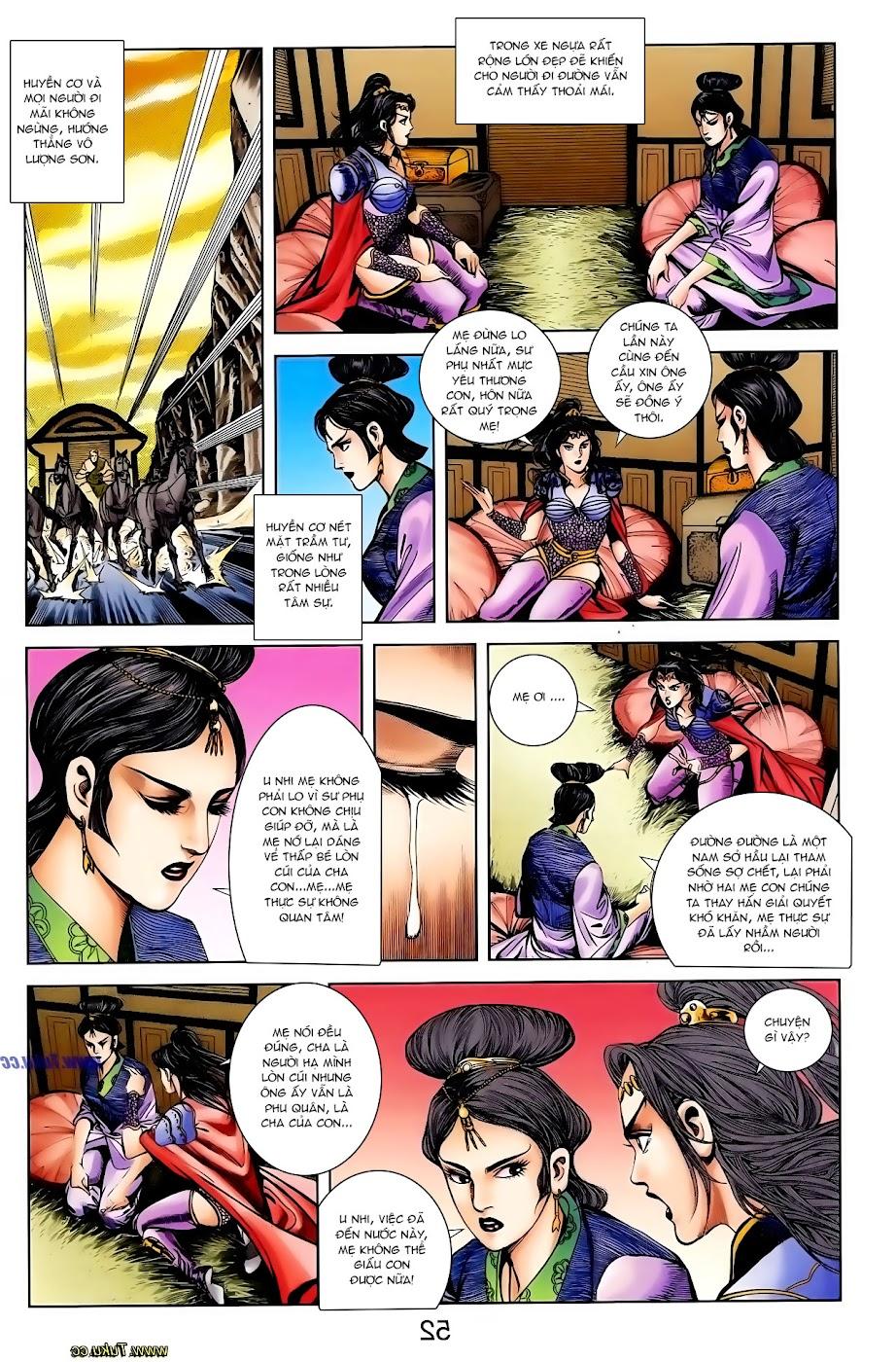 Cơ Phát Khai Chu Bản chapter 109 trang 25