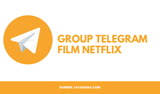 Group Telegram Film Netflix