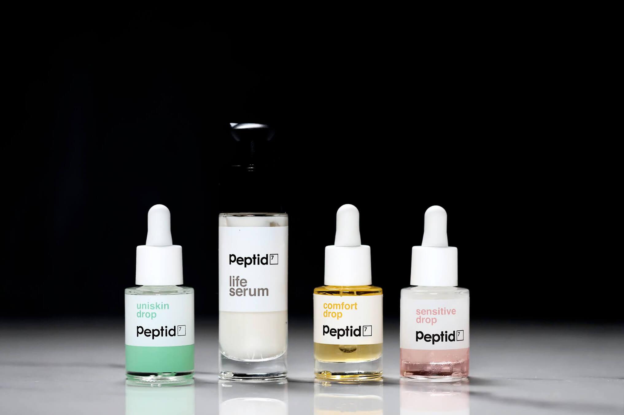 Peptid7 soins visage serum avis