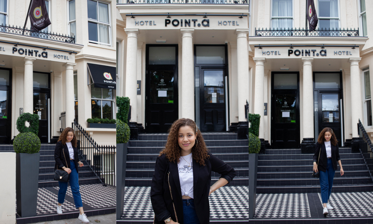 A Cosy Stay at Point a. Kensington