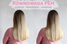 Równowaga PEH: Proteiny, Humektanty i Emolienty w pielęgnacji włosów