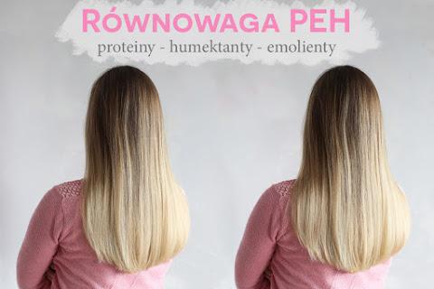 Równowaga PEH, czyli Proteiny, Humektanty i Emolienty w pielęgnacji włosów - czytaj dalej »