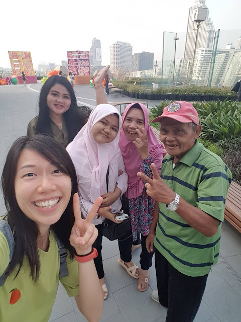 Tour Harian (1 Day 10 Hours) di Bangkok, Thailand, Bersama Private Tour Guide Riana