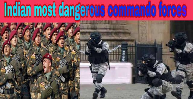 Indian most dangerous commando