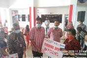 2,4 Juta Bantuan Produktif Usaha Mikro bagi Pelaku UMKM di Mitra Disalurkan