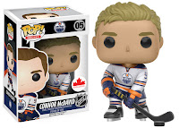 Funko Pop! Connor McDavid Grosnor Exclusive