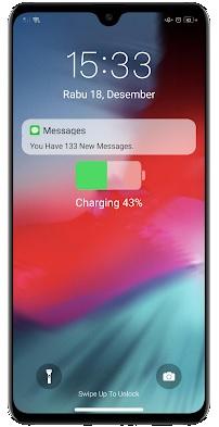 Themes New iPhone UI Premium
